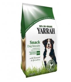 Multi-biscuits BIO végétariens & végétaliens pour chien - 250g - Yarrah