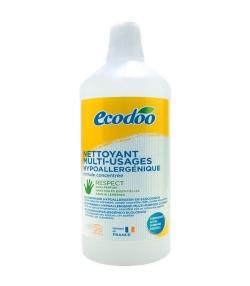 Nettoyant multi-usages hypoallergénique écologique sans parfum - 1l - Ecodoo