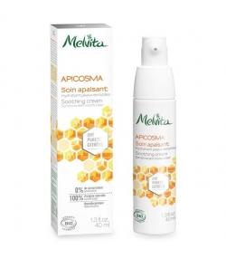 Soin apaisant UHT BIO 3 miels peau sèche & sensible - 40ml - Melvita Apicosma