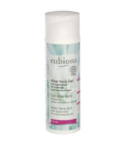 Gel visage BIO aloe vera & liposomes - 50ml - Eubiona