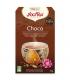 Infusion d'écorces de cacao, cannelle & gingembre BIO - Choco - 17 sachets - Yogi Tea