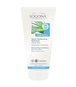 Après-shampooing hydratant BIO aloès - 200ml - Logona