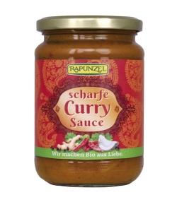 Sauce curry forte BIO – 350g – Rapunzel