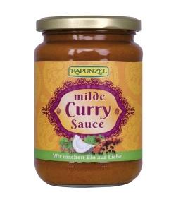 BIO-Curry-Sauce mild – 350g – Rapunzel