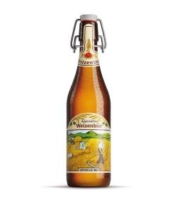 Bière blanche non filtrée BIO Weizenbier - 50cl - Appenzeller Bier