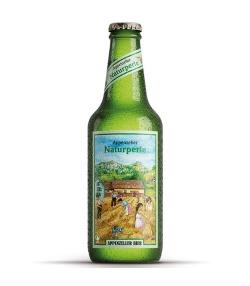 BIO-Naturperle Bier hell - 33cl - Appenzeller Bier