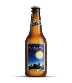 BIO-Vollmond Bier hell - 33cl - Appenzeller Bier