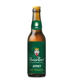 Helles BIO-Aypieybier – 33cl - Unser Bier