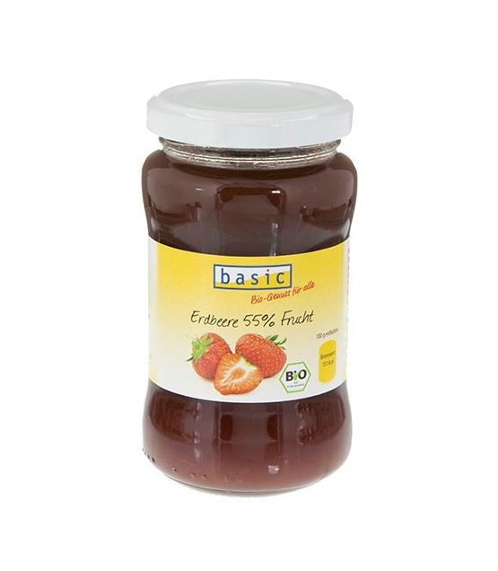 BIO-Fruchtaufstrich Erdbeer - 250g - Basic