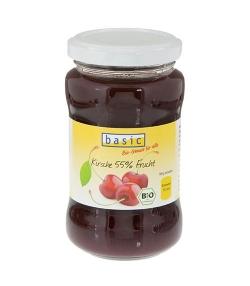 BIO-Fruchtaufstrich Kirsche - 250g - Basic