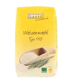 Farine de blé BIO - type 550 - 1kg - Basic