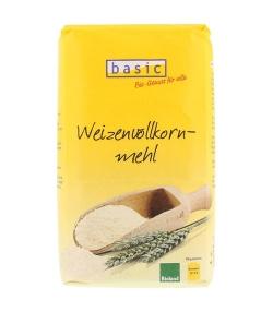 Farine de blé complet BIO - 1kg - Basic