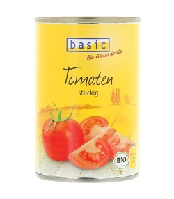 BIO-Tomaten stückig - 400g - Basic