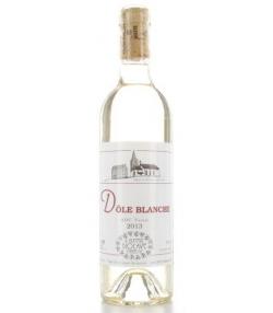 Dôle Blanche 2013 vin blanc BIO – 50cl – Biocave