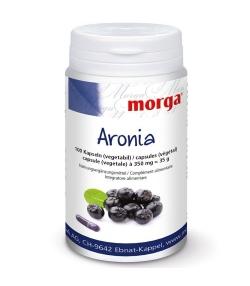 Aronia - 100 Kapseln - 350mg - Morga