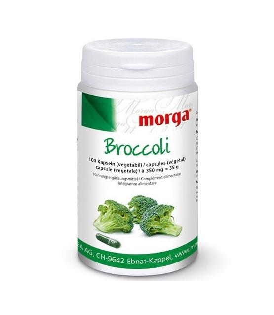 Brocoli - 100 capsules - 350mg - Morga