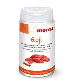 Goji - 100 capsules - 350mg - Morga