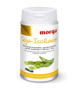 Soja-isoflavone - 100 capsules - 350mg - Morga