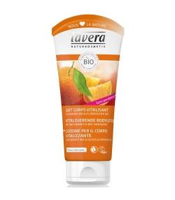 Lait corps vitalisant BIO orange & argousier - 200ml - Lavera