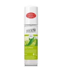 Déodorant spray 24h BIO limette & verveine - 75ml - Lavera