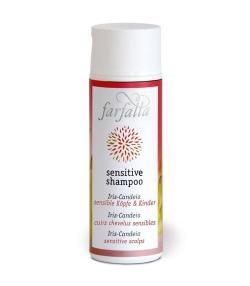 Sensitive BIO-Shampoo Iris & Candeia - 200ml - Farfalla