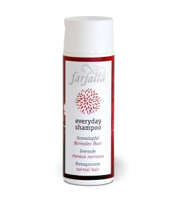 Shampooing Everyday BIO grenade - 200ml - Farfalla