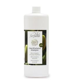 Shampooing Clear & Balance BIO neem & joazeiro - 1l - Farfalla
