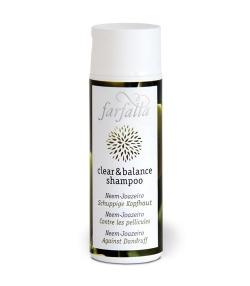 Shampooing Clear & Balance BIO neem & joazeiro - 200ml - Farfalla