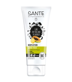 BIO-Bodylotion Lemon & Papaya – 150ml – Sante