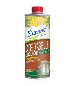 Cire d'abeille liquide écologique – 500ml – Etamine du lys