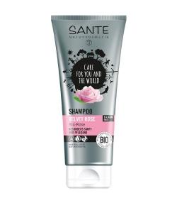 BIO-Shampoo Velvet Rose - 200ml - Sante