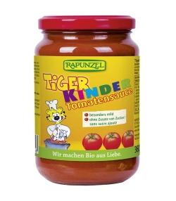 Sauce tomate enfants BIO Tiger – 360g – Rapunzel