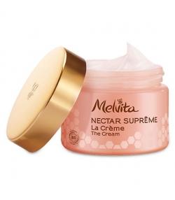 La crème BIO gelée royale & nectar de Kniphofia - 50ml - Melvita Nectar Suprême