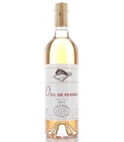 Oeil de Perdrix 2014 vin rosé BIO – 50cl – Biocave