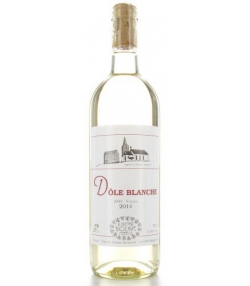 Dôle Blanche 2014 BIO-Weisswein - 75cl – Biocave