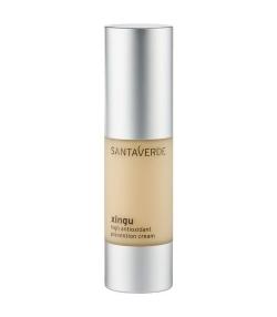 Crème visage prévention anti-âge BIO aloe vera - 30ml - Santaverde Xingu Age Perfect