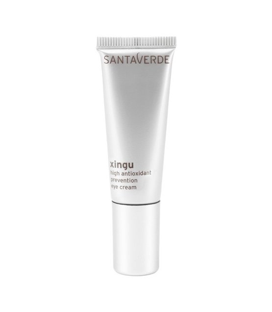 Crème contour des yeux prévention anti-âge BIO aloe vera - 10ml - Santaverde Xingu Age Perfect