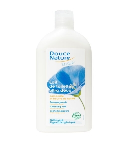 Baby BIO-Pflegemilch Calendula & Kamille - 300ml - Douce Nature