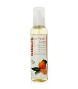 BIO-Trockenes Körperöl Zitrusfrüchte - 150ml - Coslys
