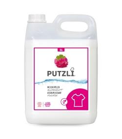 Ökologischer Weichspüler Blumenduft - Ungefähr 125 Waschgänge - 5l - Putzli