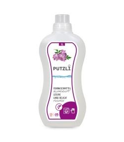 Lessive linge délicat écologique fleurie - env. 50 lavages - 1l - Putzli