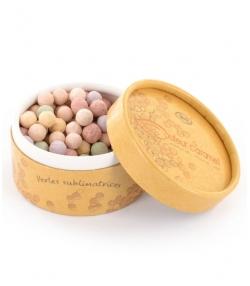 Perles sublimatrices BIO N°241 Arc-en-ciel - 19g - Couleur Caramel