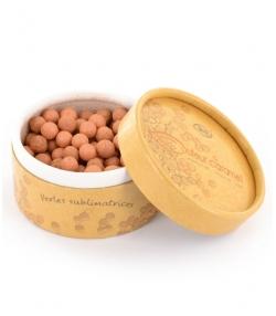 Perles sublimatrices BIO N°242 Terre - 19g - Couleur Caramel