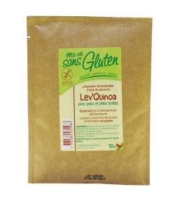 Levain de quinoa – 50g – Ma vie sans gluten