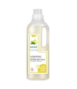 Nettoyant multi-usages écologique citron menthe - 1l - Putzli