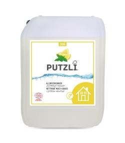 Nettoyant multi-usages écologique citron menthe - 20l - Putzli