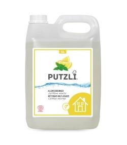 Nettoyant multi-usages écologique citron menthe - 5l - Putzli