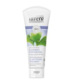 Belebendes BIO-Reinigungsgel Ginkgo & Traube – 100ml – Lavera Faces