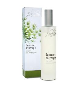 Eau de parfum BIO Femme Sauvage - 50ml - Farfalla