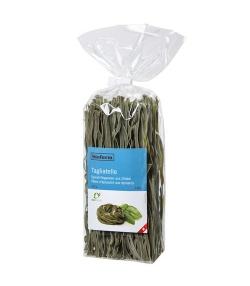 BIO-Dinkel-Spinat-Tagliatelle – 350g – Biofarm